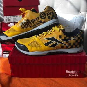 Reebok Nano 2.0 VERY RARE NYC 5th Ave!